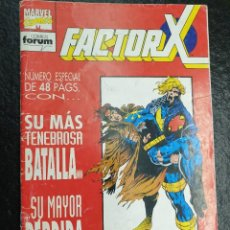 Cómics: FACTOR X Nº 83. USA: X-FACTOR VOL. 1 Nº 100. FORUM - MARVEL.. Lote 208192295