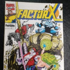 Cómics: FACTOR X Nº 85. USA: X-FACTOR VOL. 1 Nº 102. FORUM - MARVEL.. Lote 208192468