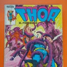 Cómics: COMIC - THOR EL PODEROSO - Nº 1 AL 5 - AÑO 1983 - RETAPADO- FORUM...L1348. Lote 208220585
