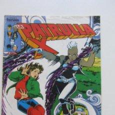 Comics : LA PATRULLA X VOL. 1 Nº 33 FORUM MUCHOS MAS A LA VENTA MIRA TUS FALTAS C12X5. Lote 208295356