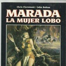 Fumetti: MARADA, LA MUJER LOBO. Lote 253067285