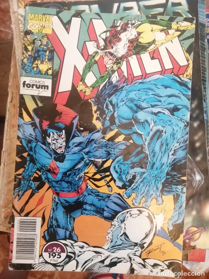 X MEN, Nº 26, MARVEL, FORUM, 1994 (Tebeos y Comics - Forum - X-Men)