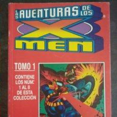 Cómics: LAS AVENTURAS DE LOS X MEN - TOMO 1 - Nº 1 AL 8 - FORUM. Lote 208364791