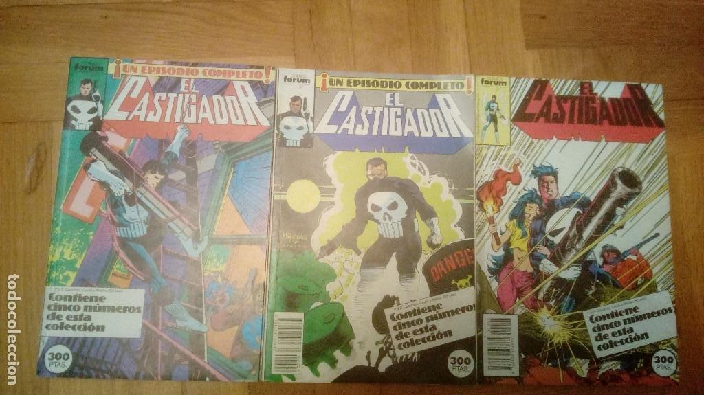 EL CASTIGADOR. DEL 1 AL 15 (FORUM VOL.1) (Tebeos y Comics - Forum - Retapados)