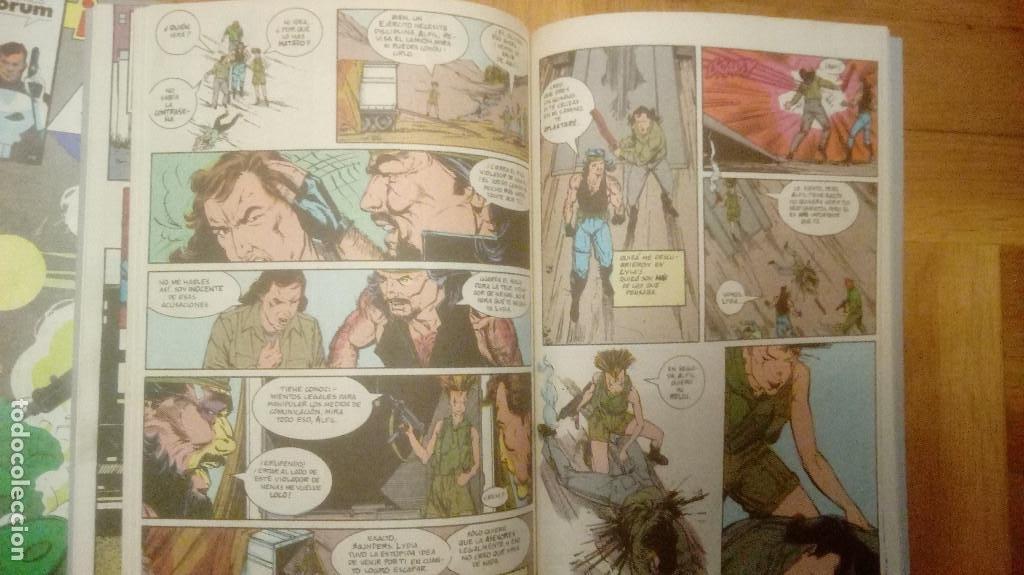 Cómics: EL CASTIGADOR. DEL 1 AL 15 (FORUM Vol.1) - Foto 6 - 198544600