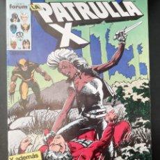 Cómics: LA PATRULLA X. Lote 208446992