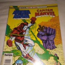Cómics: IRON MAN CAPITAN MARVEL # 50 FORUM. Lote 208600050