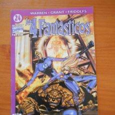 Comics : LOS 4 FANTASTICOS VOL. 4 Nº 24 - MARVEL - FORUM (9Ñ). Lote 208688040