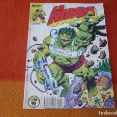 Cómics: LA MASA VOL. 1 Nº 26 EL INCREIBLE HULK ( MANTLO BUSCEMA ) MARVEL FORUM. Lote 208750275