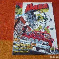 Comics: LA MASA VOL. 1 Nº 38 EL INCREIBLE HULK ( MANTLO BUSCEMA ) MARVEL FORUM. Lote 208750701