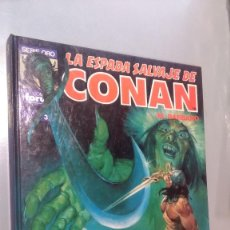 Cómics: SUPER CONAN 3- 2A EDICION # (EST NEGRA). Lote 208750970