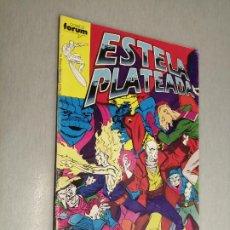 Comics: ESTELA PLATEADA Nº 8 / MARVEL - FORUM. Lote 208754177