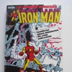 Fumetti: IRON MAN VOL.1 RETAPADO NºS 26 AL 30 FORUM BUEN ESTADO EPRM. Lote 208770885