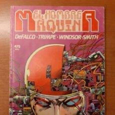 Comics : EL HOMBRE MÁQUINA 1 Y 2 COMPLETA DEFALCO TRIMPE WINDSOR-SMITH COLECCIÓN PRESTIGIO 11 Y 13. Lote 208805010