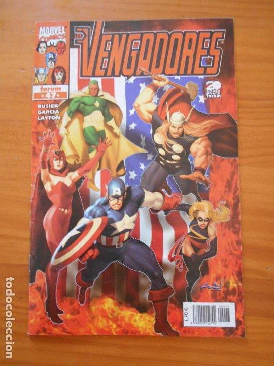 LOS VENGADORES VOL. 3 Nº 47 - MARVEL - FORUM (GA) (Tebeos y Comics - Forum - Vengadores)