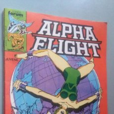 Cómics: ALPHA FLIGHT 3 VOLUMEN 1 #. Lote 209023431