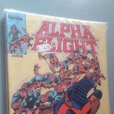Cómics: ALPHA FLIGHT 4 VOLUMEN 1 #. Lote 209023485