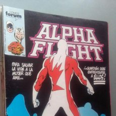 Cómics: ALPHA FLIGHT 7 VOLUMEN 1 #. Lote 209023638