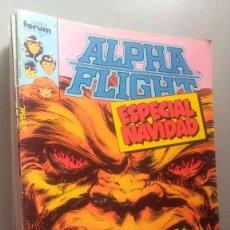 Cómics: ALPHA FLIGHT 9 VOLUMEN 1 #. Lote 209023660