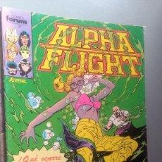 Fumetti: ALPHA FLIGHT 11 VOLUMEN 1 #. Lote 209023777