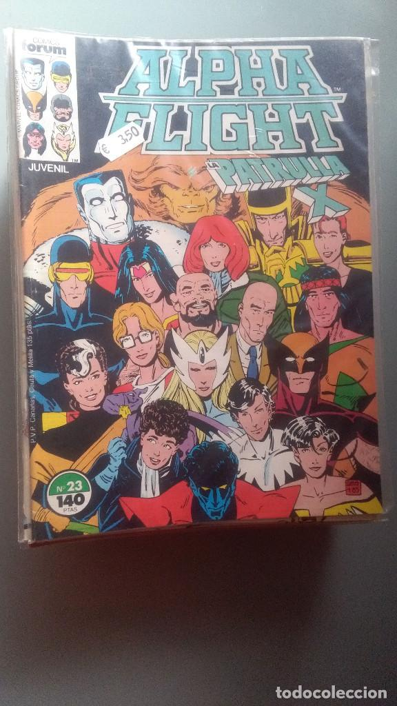 ALPHA FLIGHT 23 VOLUMEN 1 # (Tebeos y Comics - Forum - Alpha Flight)