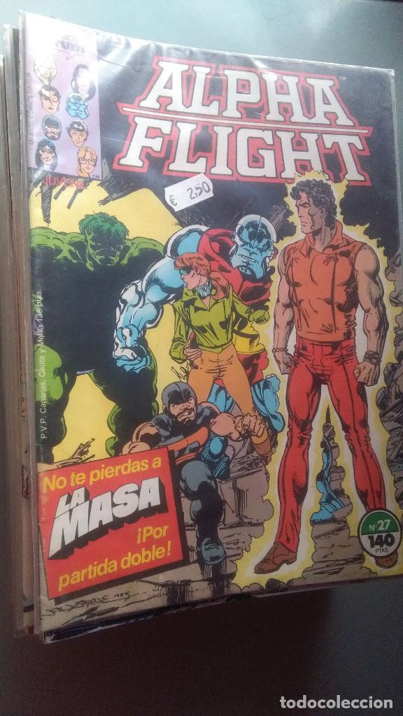 ALPHA FLIGHT 27 VOLUMEN 1 # (Tebeos y Comics - Forum - Alpha Flight)