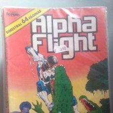 Cómics: ALPHA FLIGHT 38 BIMESTRAL 64 PAGINAS VOLUMEN 1 #. Lote 209025166