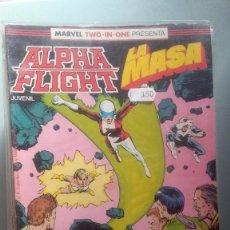 Cómics: ALPHA FLIGHT 39 BIMESTRAL 64 PAGINAS VOLUMEN 1 #. Lote 209025201