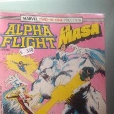 Cómics: ALPHA FLIGHT 40 BIMESTRAL 64 PAGINAS VOLUMEN 1 #. Lote 209025233