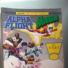 Cómics: ALPHA FLIGHT 42 BIMESTRAL 64 PAGINAS VOLUMEN 1 #. Lote 209025310