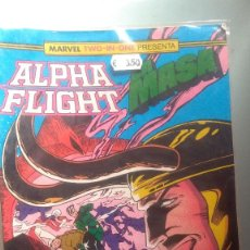 Cómics: ALPHA FLIGHT 44 BIMESTRAL 64 PAGINAS VOLUMEN 1 #. Lote 209025392