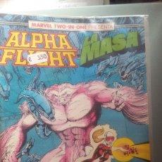 Cómics: ALPHA FLIGHT 48 BIMESTRAL 64 PAGINAS VOLUMEN 1 #. Lote 209025630