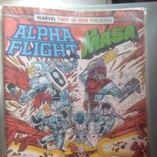 Cómics: ALPHA FLIGHT 49 BIMESTRAL 64 PAGINAS VOLUMEN 1 #. Lote 209025682