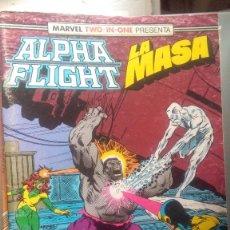 Cómics: ALPHA FLIGHT 52 BIMESTRAL 64 PAGINAS VOLUMEN 1 #. Lote 209025776