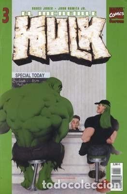 EL INCREÍBLE HULK VOL. 2 (2003-2004) #3 (Tebeos y Comics - Forum - Hulk)