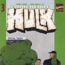 Cómics: EL INCREÍBLE HULK VOL. 2 (2003-2004) #3. Lote 209072661