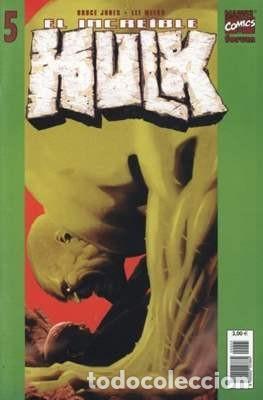 EL INCREÍBLE HULK VOL. 2 (2003-2004) #5 (Tebeos y Comics - Forum - Hulk)