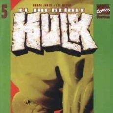 Cómics: EL INCREÍBLE HULK VOL. 2 (2003-2004) #5. Lote 209072671