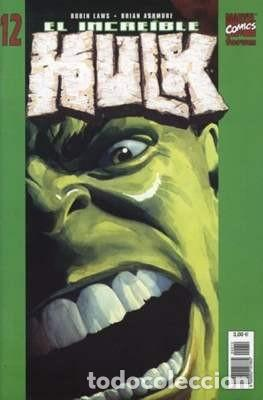 EL INCREÍBLE HULK VOL. 2 (2003-2004) #12 (Tebeos y Comics - Forum - Hulk)