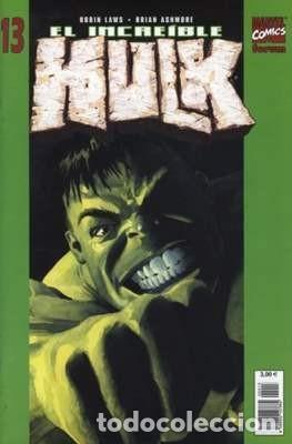 EL INCREÍBLE HULK VOL. 2 (2003-2004) #13 (Tebeos y Comics - Forum - Hulk)