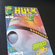 Cómics: DE KIOSKO HULK 4 VOL IV FORUM. Lote 209086738
