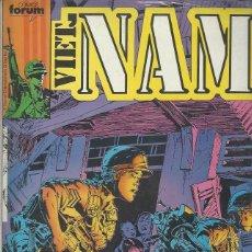 Cómics: VIETNAM - RETAPADO - NºS 6 AL 10 - NUEVO A ESTRENAR. Lote 240151690