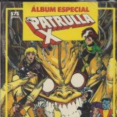 Cómics: PATRULLA X - ALBUM ESPECIAL CON TRES ( 3 ) NUMEROS EXTRA - PRECINTADO !!!. Lote 209101247