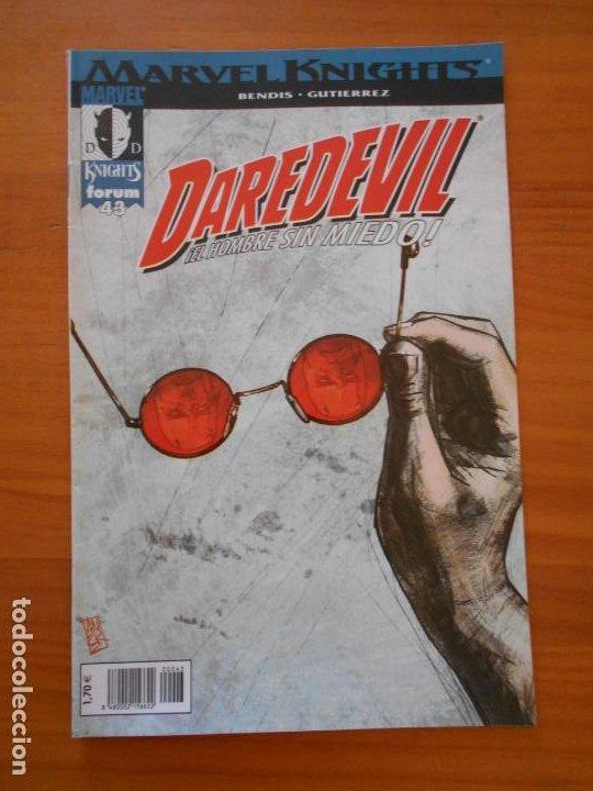 DAREDEVIL MARVEL KNIGHTS Nº 43 - EL HOMBRE SIN MIEDO - FORUM (9Ñ2) (Tebeos y Comics - Forum - Daredevil)