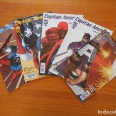 Comics: CAPITAN AMERICA VOL. 5 Nº 7, 8, 9, 10 Y 11 - LOS EXTREMISTAS COMPLETA - MARVEL - FORUM (8B). Lote 209140826