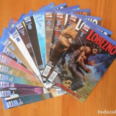 Cómics: LOBEZNO VOLUMEN 3 Nº 1 A 16 - 16 NUMEROS - MARVEL - FORUM (8B). Lote 209145352