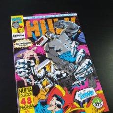 Cómics: EXCELENTE ESTADO HULK 2 FORUM. Lote 209183426