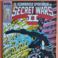 Cómics: SECRET WARS II 20 - EL ASOMBROSO SPIDERMAN -. Lote 209184411