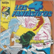 Comics : LOS 4 FANTASTICOS - RETAPADO - NºS 66 AL 70 - A ESTRENAR !!. Lote 209205316