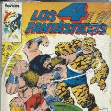 Cómics: LOS 4 FANTASTICOS - RETAPADO - NºS 71 AL 75 - A ESTRENAR !!. Lote 209210985